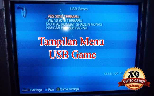 Merubah PS2 Optik Ke Hardisk Eksternal