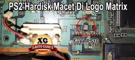 PS2 Hardisk Hang Di Logo Matrix